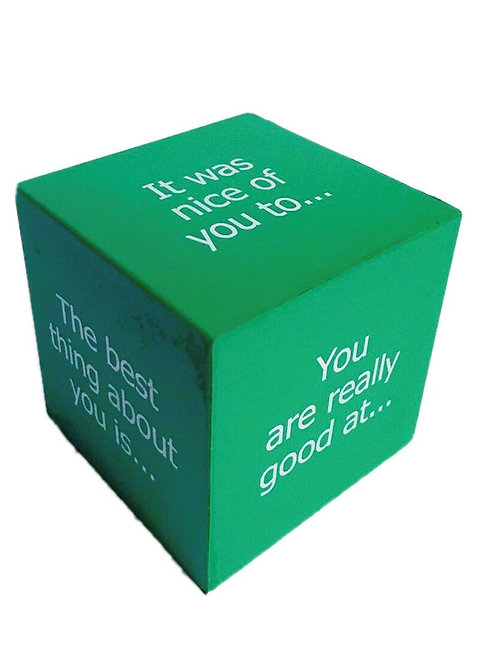 Compliment Cube