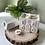 Thumbnail: White Ceramic Wax House Burner