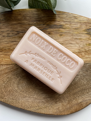 Coconut French Soap