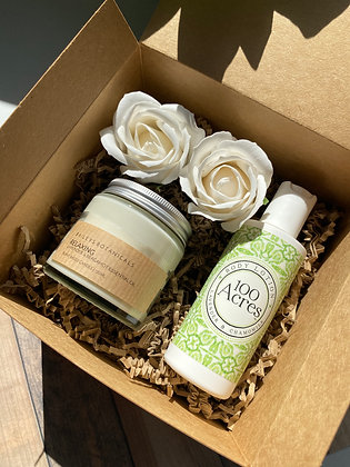 Relaxing Candle Gift Box
