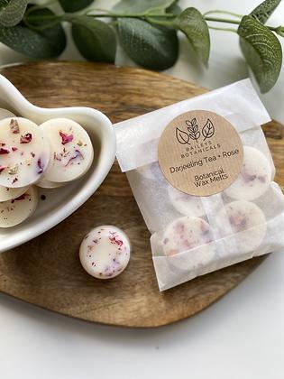 Darjeeling Tea + Rose Soy Wax Melts
