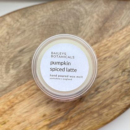 Pumpkin Spiced Latte Wax Melt