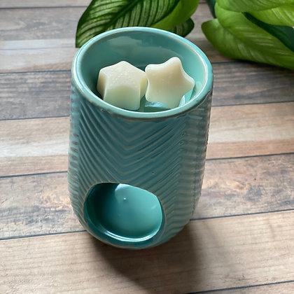 Coloured Ceramic Wax Burner