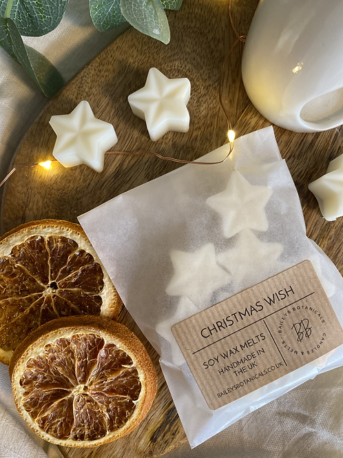 Christmas Wish Soy Wax Melts