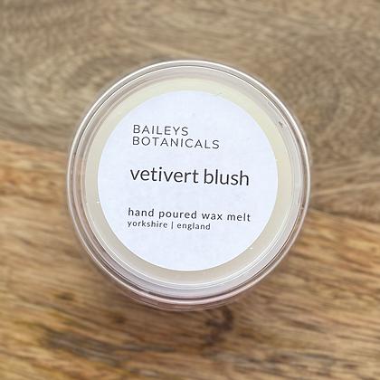 Vetiver Blush Wax Melt