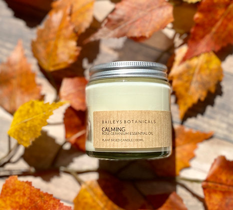Calming Essential Oil Candle
