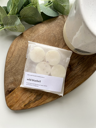 Wild Bluebell Soy Wax Melts