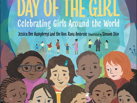 International Day Of the Girl GIVEAWAY!!!