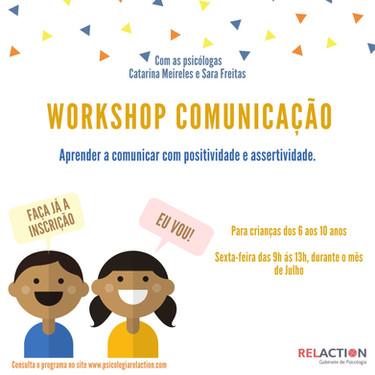 Workshop Comunicação