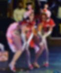duet, charleston, flamingo flappers, gatsby, christmas, spiegletent, bristol,
