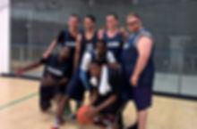 A4C Intramural Basketball Team