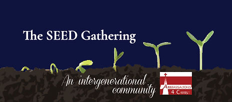 Logo for the SEED Gatherng