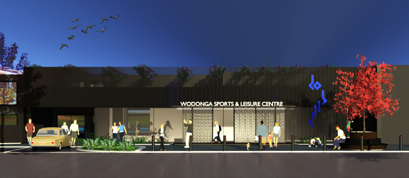 Wodonga Aquatic and Leisure Centre Development