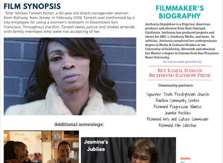 She - A Film Screening