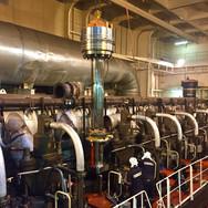 Main engine cylinder liner re/re