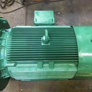 150 kw motor rewind