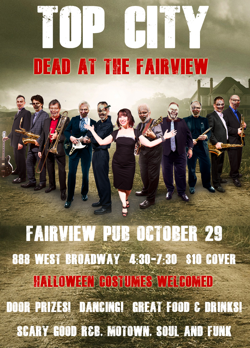 Halloween at the Fairview