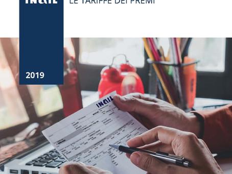 Nuove tariffe INAIL: il vademecum in vista della scadenza del 16 maggio