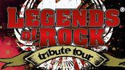De Omgevallen Platenkast bij Legends Of Rock in Silverdome Zoetemeer