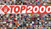 De Omgevallen Platenkast bij NPO Radio2 Top 2000 cafe in Beeld en Geluid Hilversum