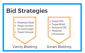 Google Ads Bid Strategies