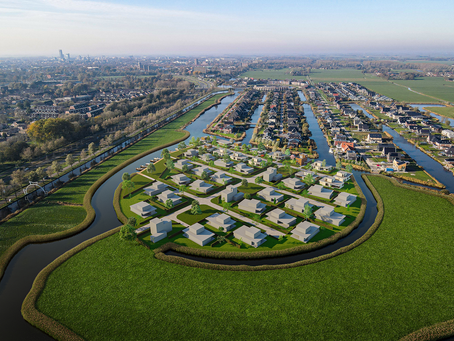 Leeuwarder nieuwbouwwijk Blitsaerd aan de Vaart gaat water besparen met Hydraloop