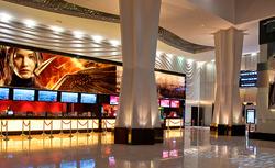 Reel Cinema Dubai Mall Project Sheet