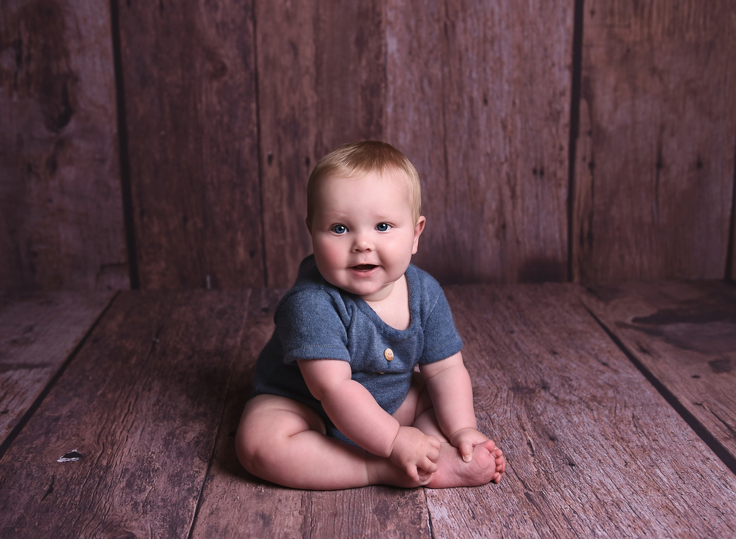 Baby photographer, North Wales