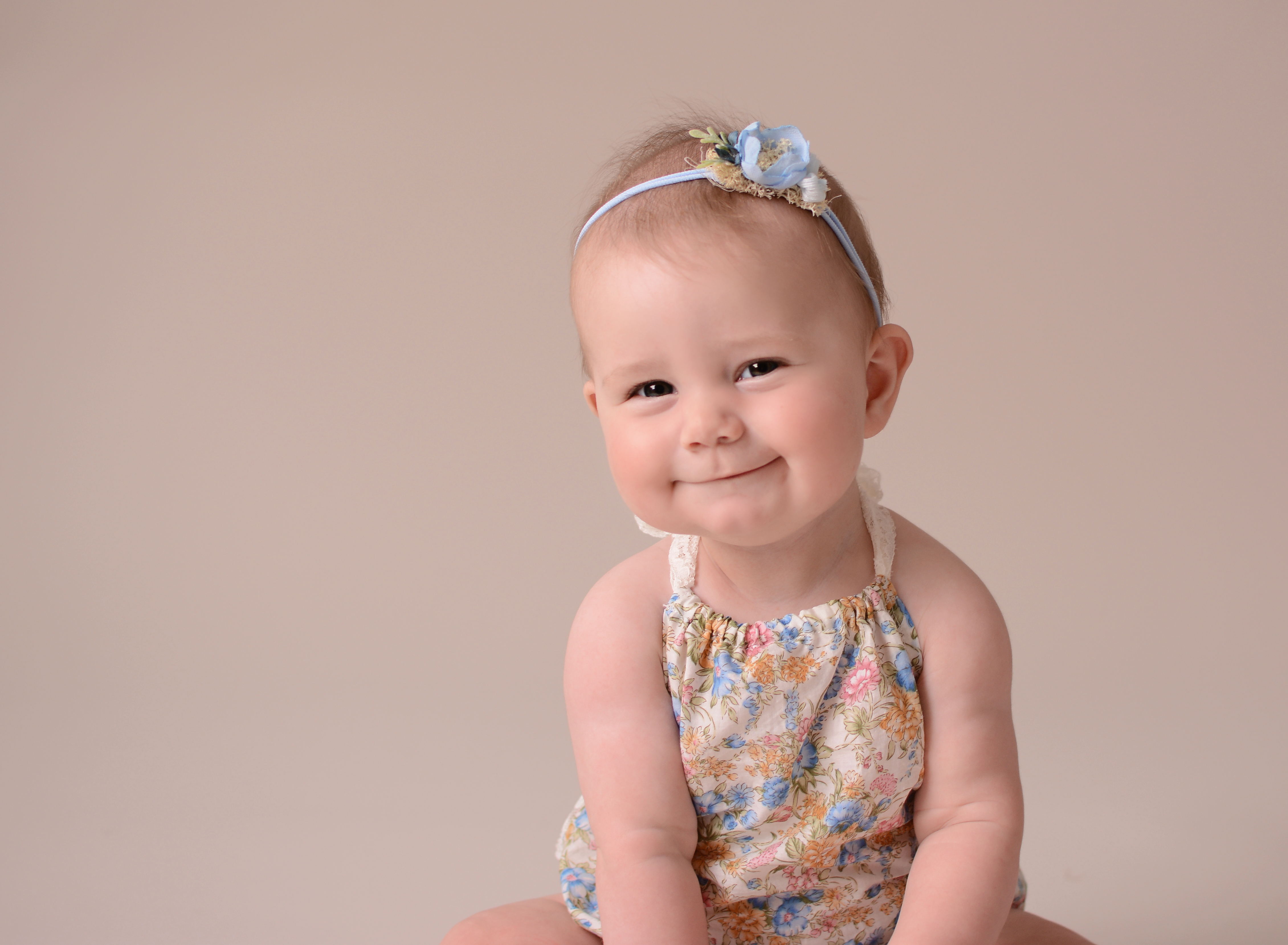 Baby photography, North Wales