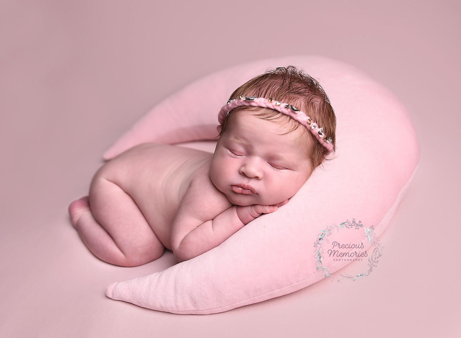 Newborn Photography, North Wales