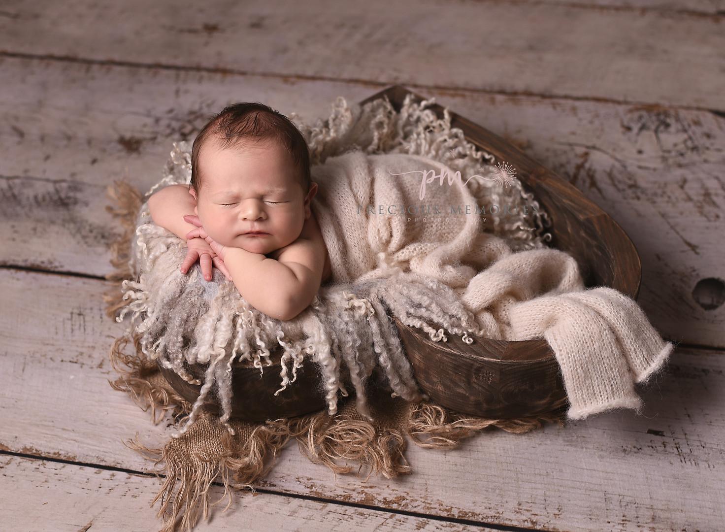 Newborn photographer, North Wales