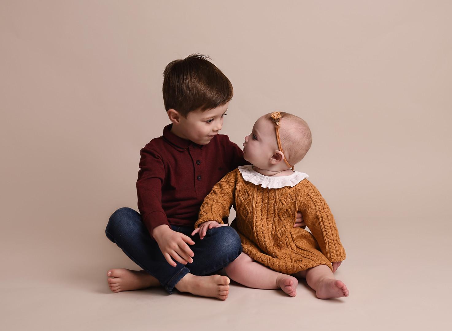 Children's photographer, North Wales