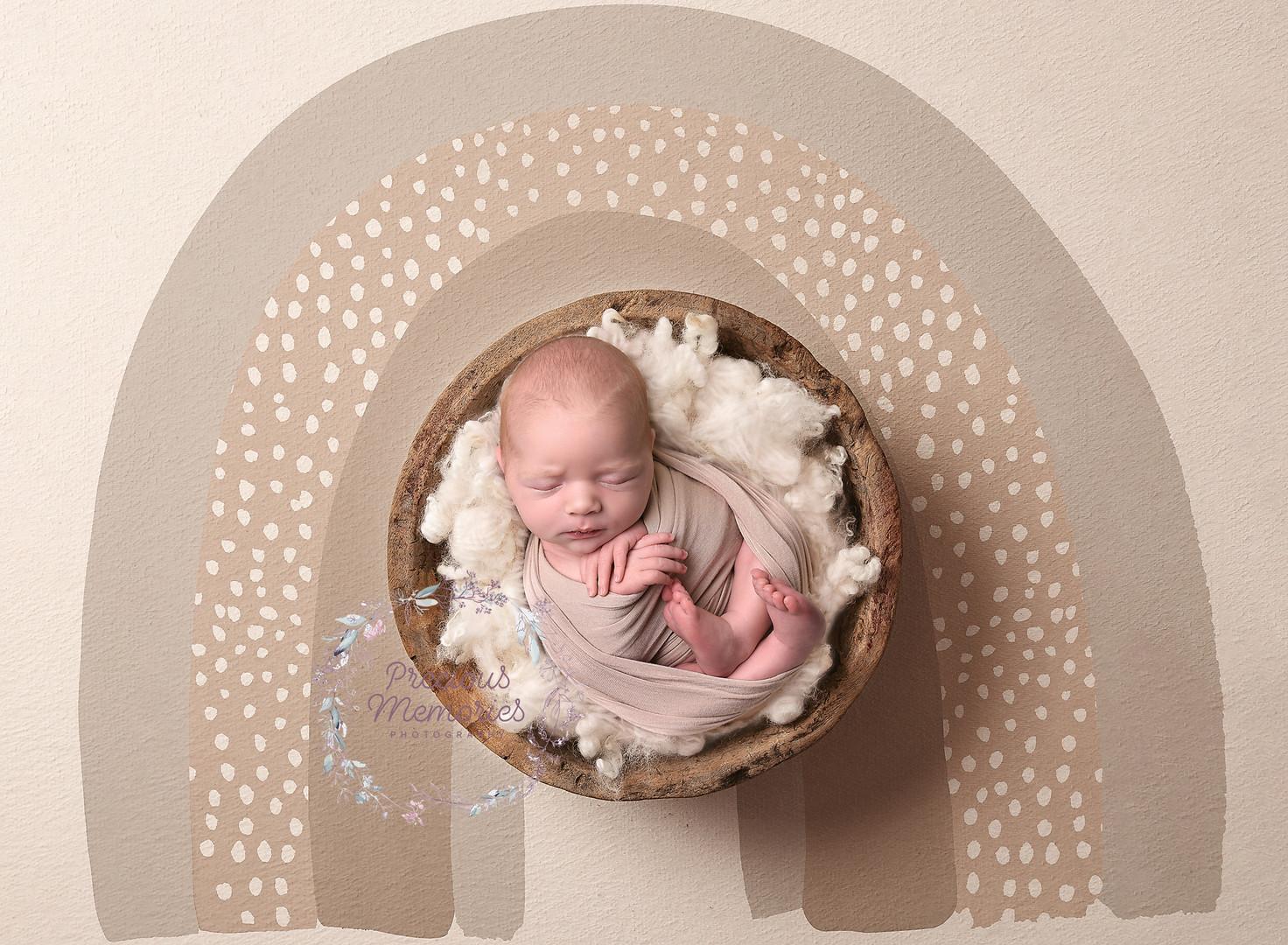 Newborn photoghrapher, North Wales