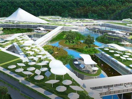 Tepi Tallo resort mall