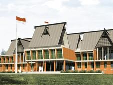 Pusat pemerintahan Sukabumi