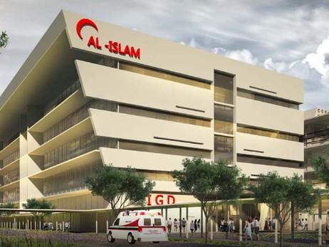 masterplan RS Al-Islam