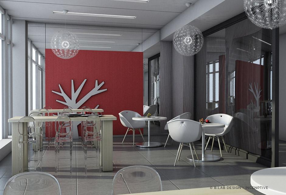 Espace cafétéria