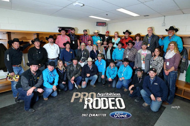 Agribition Pro Rodeo 2017