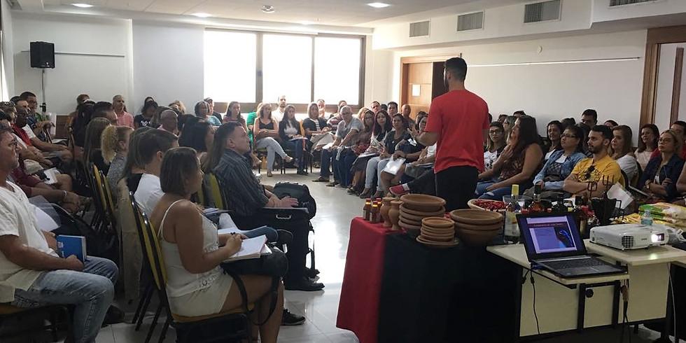 Workshop Firmezas e Oferendas de Exu