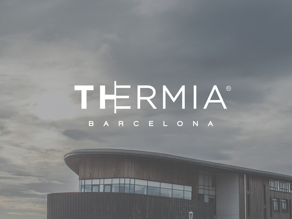 Disseny de marca Thermia Barcelona