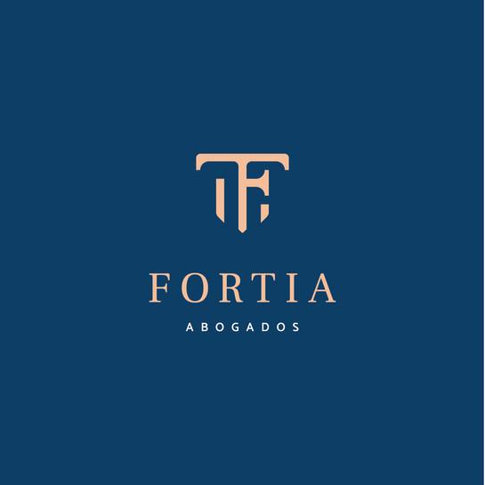 Disseny de marca Fortia Abogados