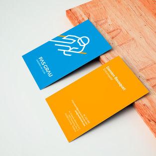 Branding Esquí Club Pas Grau
