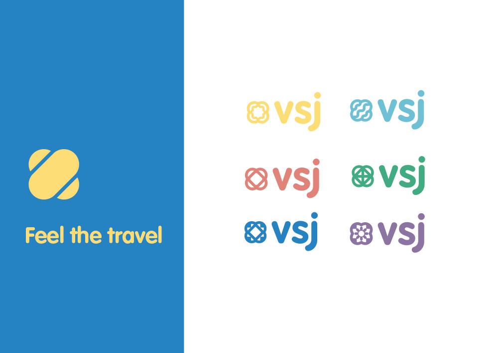Disseny de marca VSJ Travel