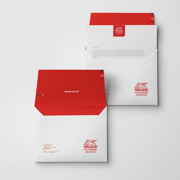 Branding Generali Andorra