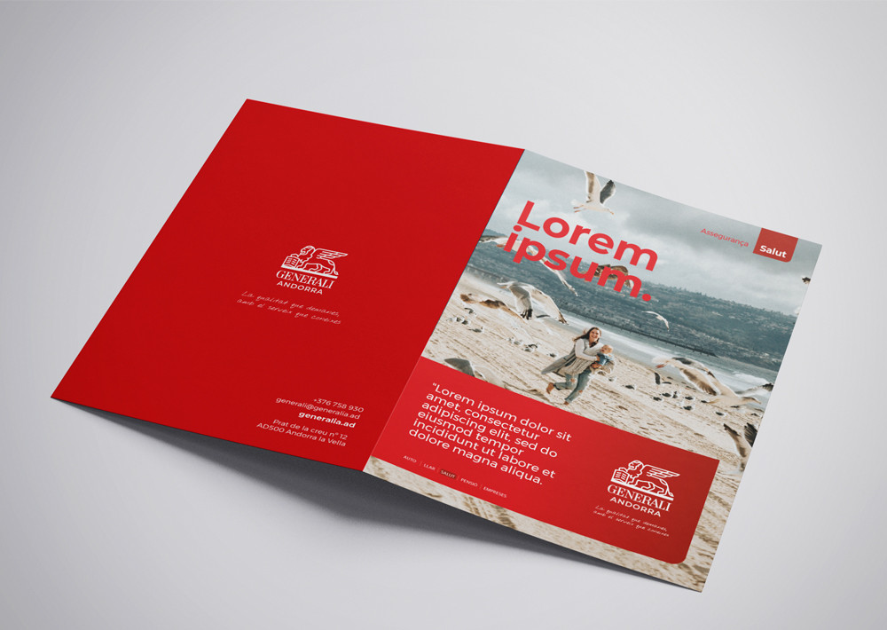 Disseny de brochure