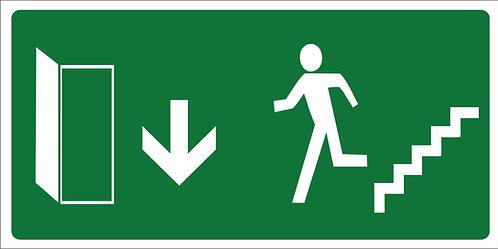 Running Man Downstairs