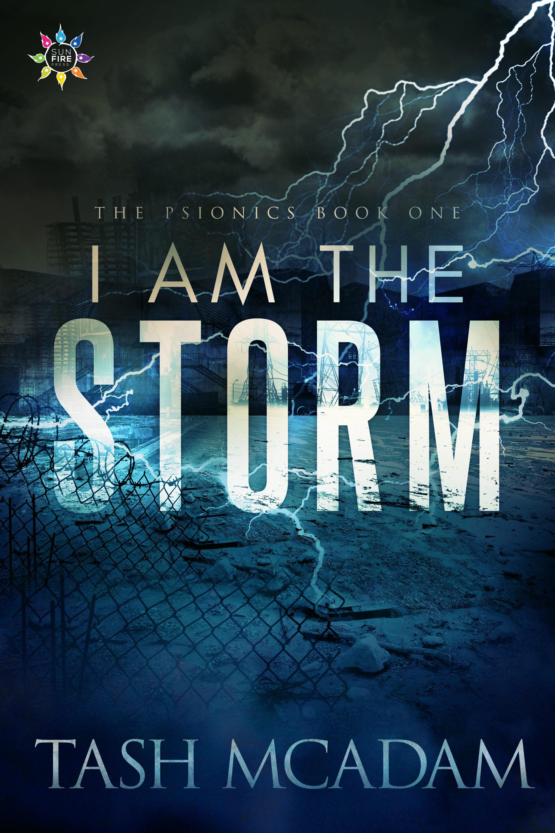 I AM THE STORM cover