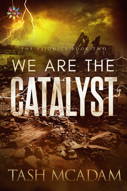 WE ARE THE CATALYST Cover