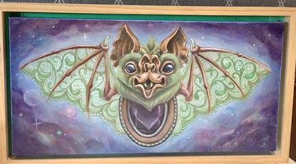 Lace Winged Bat