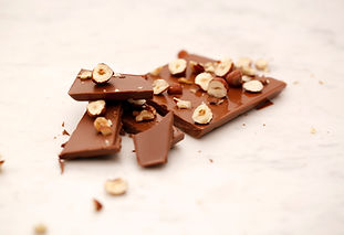 Nuss-Schokolade